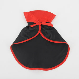 Vampire Cape Gothic Style Costume For Your Adorable Cats