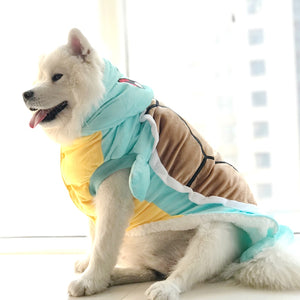 Squirtle Wartortle Pokemon Go XS-7XL Cute Costume for Dog - Woof Apparel