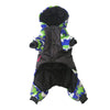 Three Star Police Camouflage Costume For Your Cool Dogs - Woof Apparel