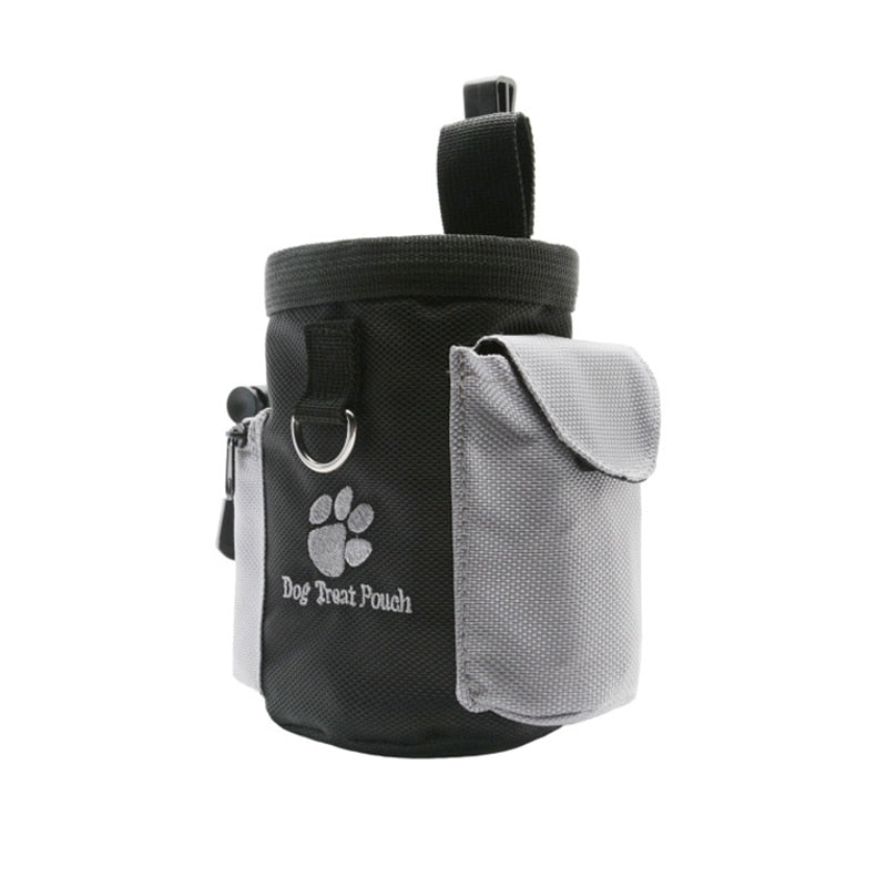 Treat Waist Pouch Portable Training Dog Food Container - Woof Apparel