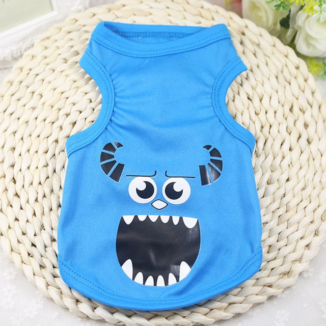 Monster University James Sullivan Outfit Dog Shirt - Woof Apparel