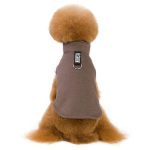 Winter Puppy Clothes Soft Warm Vests for Small Dogs - Woof Apparel