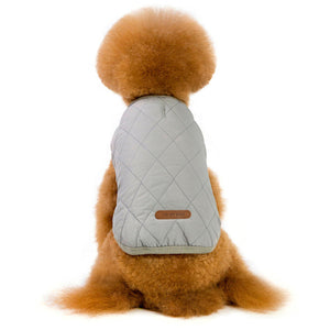 Winter Fleece Coat Lining Warm Vest For Small Dogs - Woof Apparel