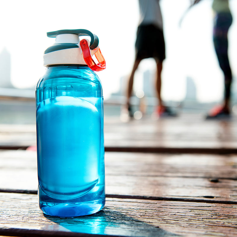How hydration makes workouts better