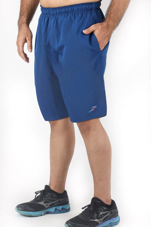Force 10 Inch Gym Shorts Men - Navy Blue