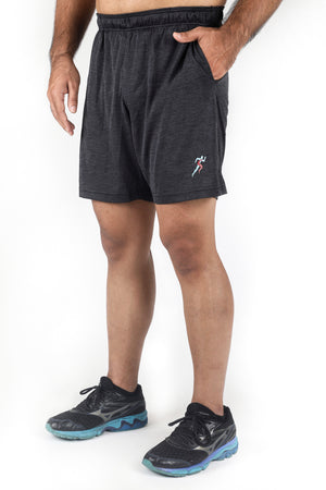 Jump Mobi  7 Inch Gym Shorts (With Cellphone Holder)