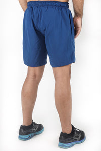 Attack 7 Inch Gym Shorts Men - Navy Blue
