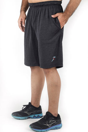 Jump Mobi 10 Inch Gym Shorts (With Cellphone Holder)