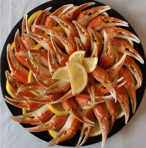 Cooked Snow Crab Claws XL