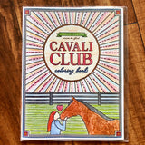 Cavali Club x Dapple Bay coloring book