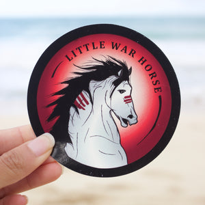 LWH Logo Sticker