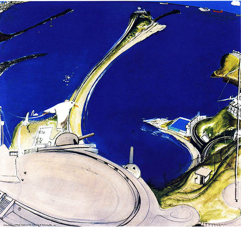 Brett Whiteley Artist Profile Cooks Hill Galleries