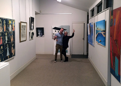 Art Gallery Cooks Hill Galleries