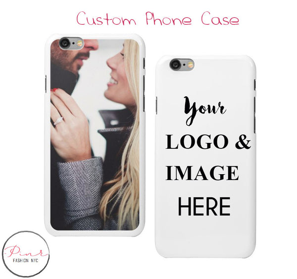 best service 4a6af e2fb2 Custom Phone Case - Personal image&logo Phone Case - Personalized Iphone  Case Design