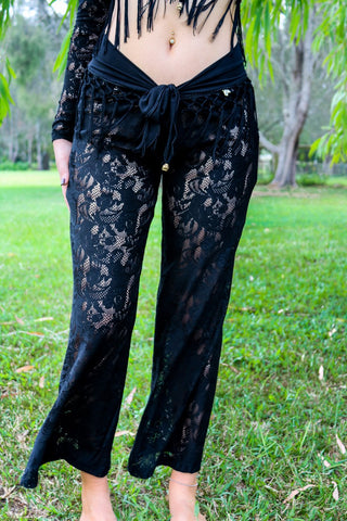 Aussie Cossie DareWear Classic Lace Pants
