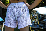 Classic Lace Shorts
