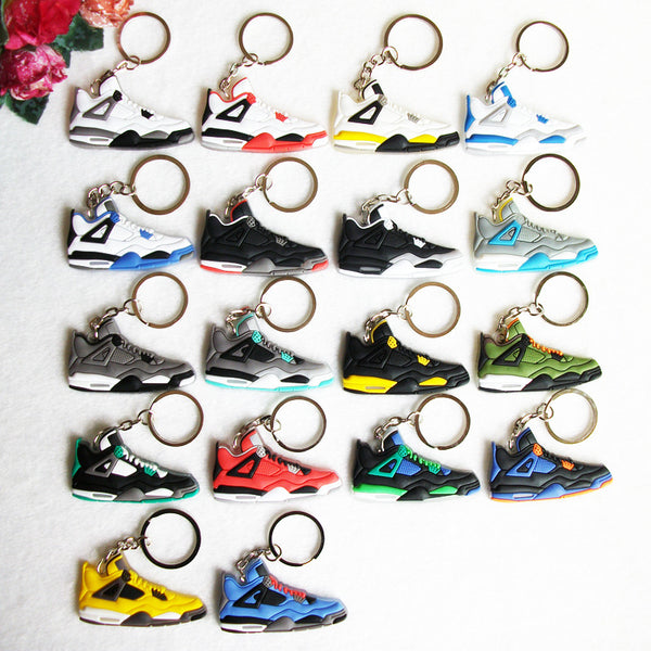 Air Jordan 4 Replica Keychain