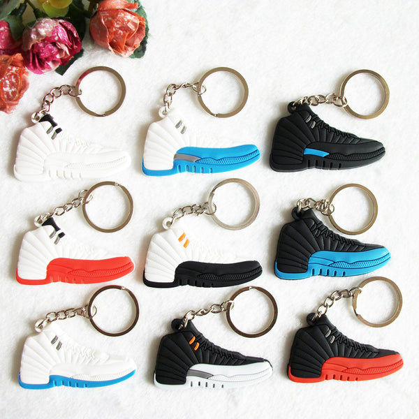 Air Jordan 12 Replica Keychain