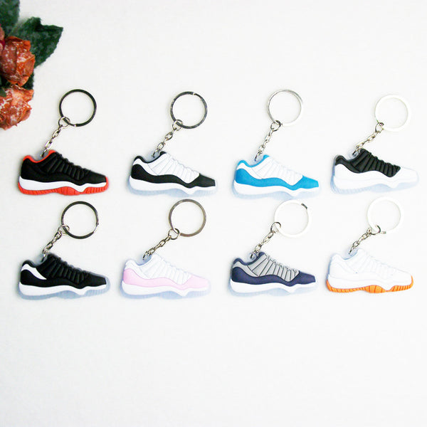 Air Jordan 11 Low Replica Keychain