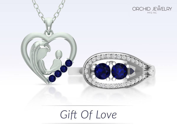 Silver Jewelry For Mothers Day