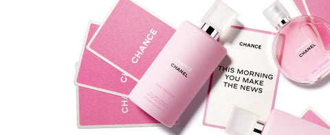 Chanel fragrance and Perfumes