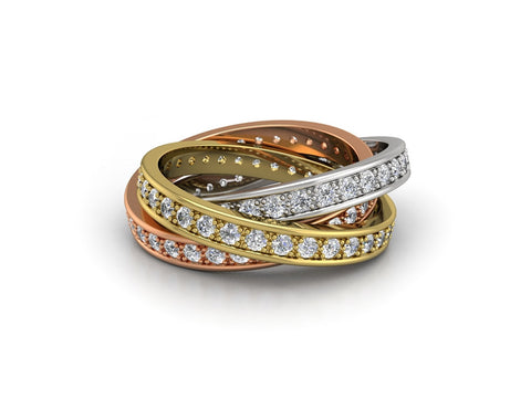 Choosing the prefect metal type for engagement ring