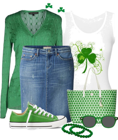Last Minute Trendy Outfit Ideas For St Patricks Day Orchid