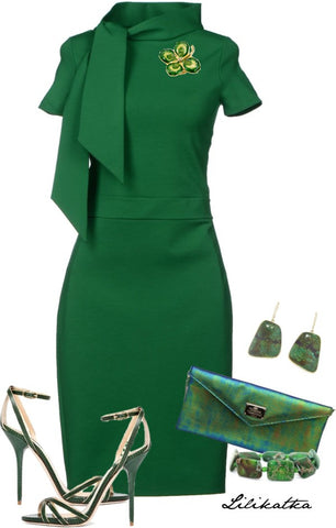 Style  For St. Patrick's Day