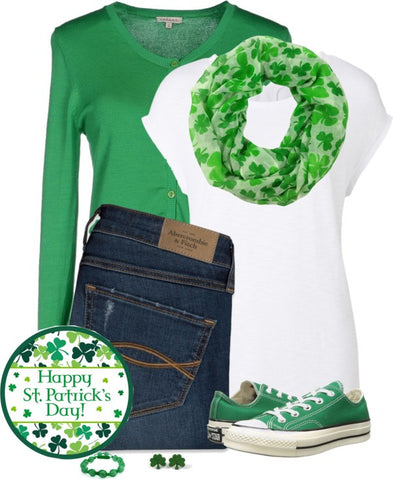 Casual Dress styles for St. Patrick's Day
