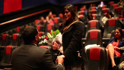Movie Theatre | 7 WAYS YOU CAN MAKE THE PERFECT PROPOSAL
