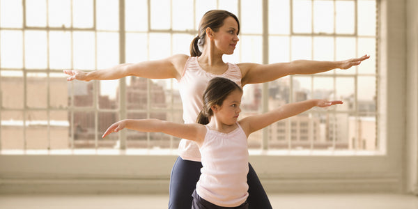 Fitness activity for Mothers Day