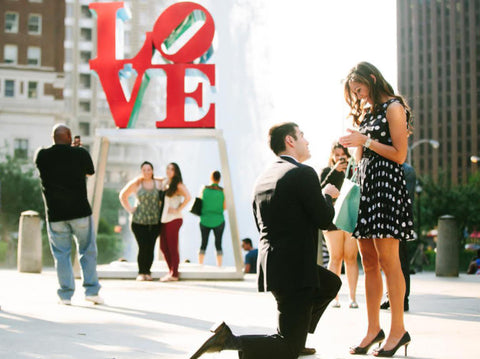 In Public | 7 WAYS YOU CAN MAKE THE PERFECT PROPOSAL