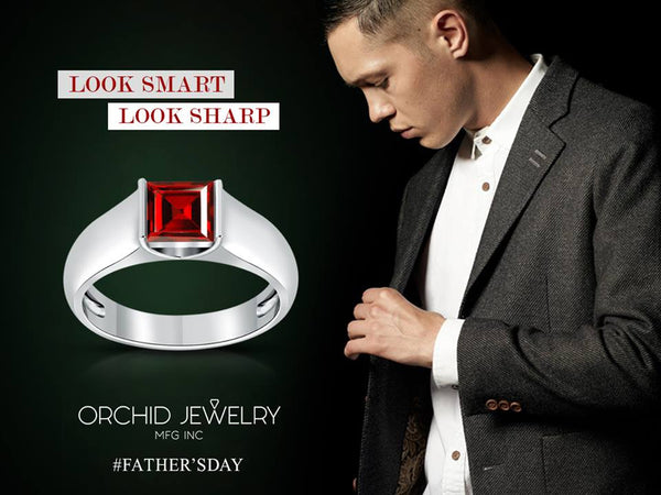 Sterling Silver Ring For Father | 9 Awesome Father's Day Gift Ideas