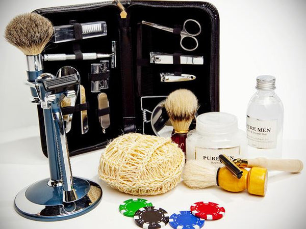 Shaving and beard kit | 9 Awesome Father's Day Gift Ideas