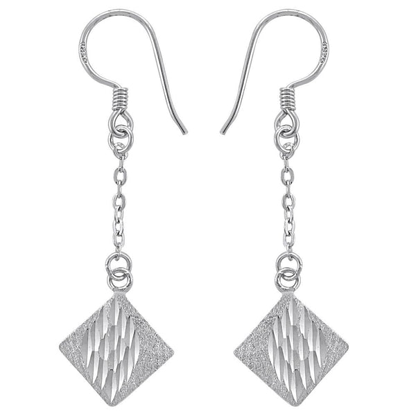 Essence Jewelry Silver Beautiful Designer Fashion Earrings