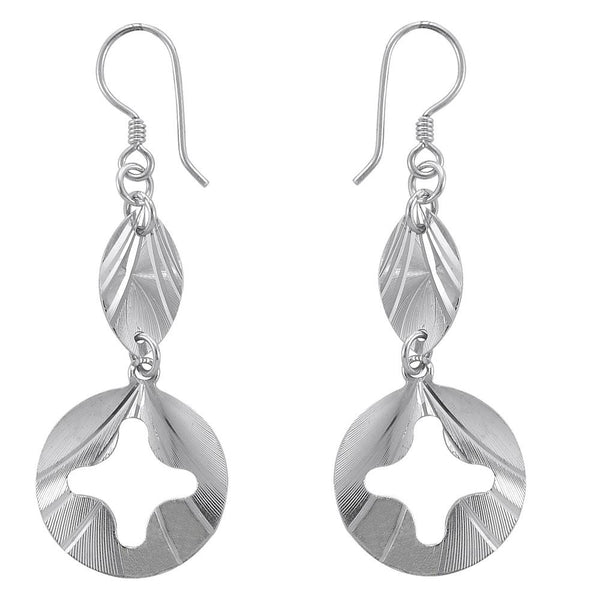 Essence Jewelry Excellent 2.80 Grams 925 Sterling Silver Earrings