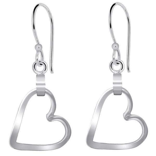 Essence Jewelry Handmade Sterling Silver Fabulous White Dangling Style Earrings
