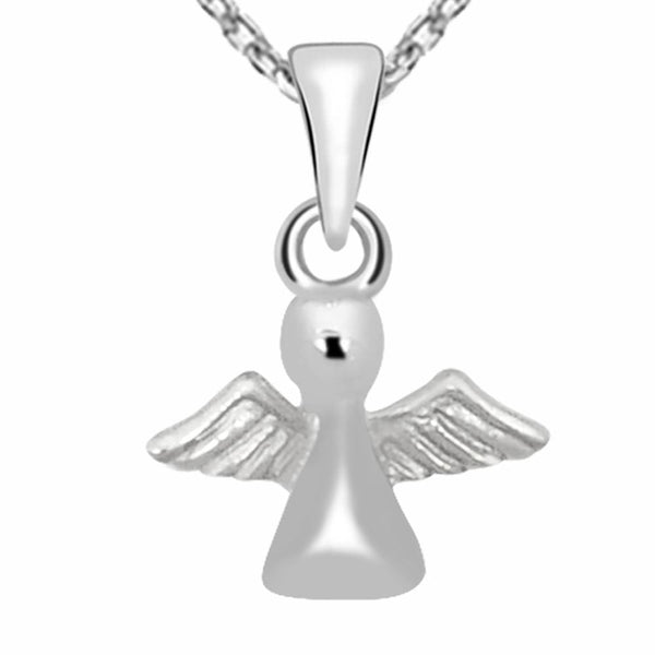 Essence Jewelry 925 Sterling Silver Brid Charm Necklace