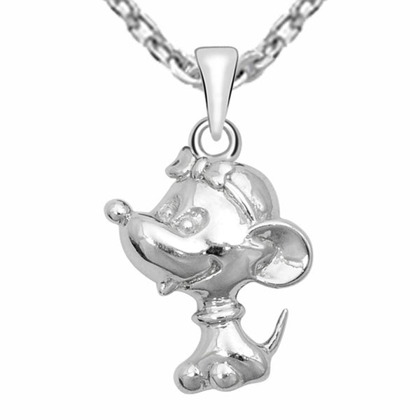 Essence Jewelry 925 Sterling Silver Charm Necklace