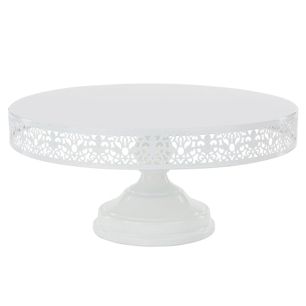 3-Tier Reversible Cupcake Stand | White| Victoria Collection CS303VW