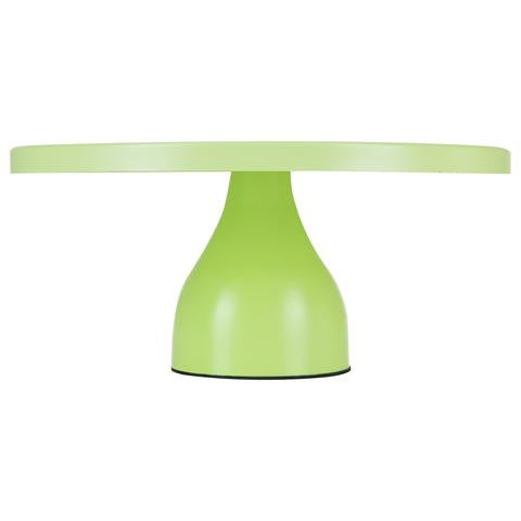 12-Inch Lime Green Modern Wedding Cake Stand | Amalfi Decor AU