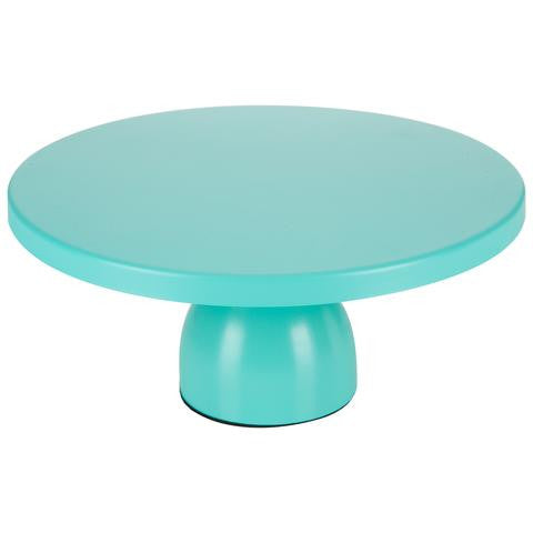 12-Inch Teal Modern Wedding Cake Stand | Amalfi Decor AU