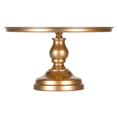 12 Inch Mirror-Top Cake Stand (Rose Gold) CS322R