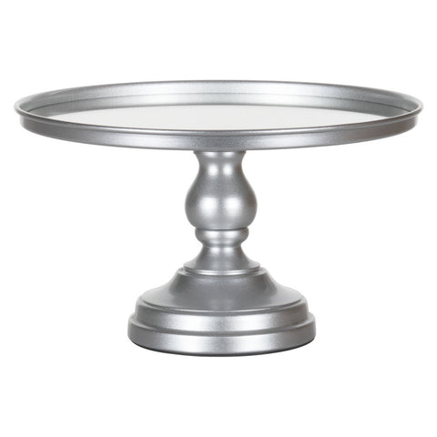12 Inch Mirror-Top Cake Stand (Gold)  CS322G