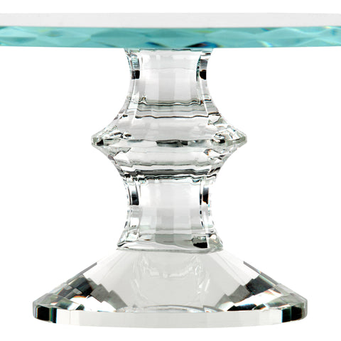 K9 Crystal Glass   Stand  25cm