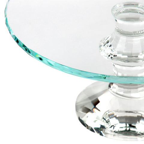 Crystal Glass Stand  30cm CSK9-30   S1968L