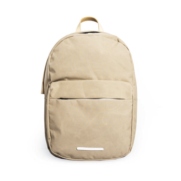 "'R Bag 440' Raw Waxed 13"" Beige"