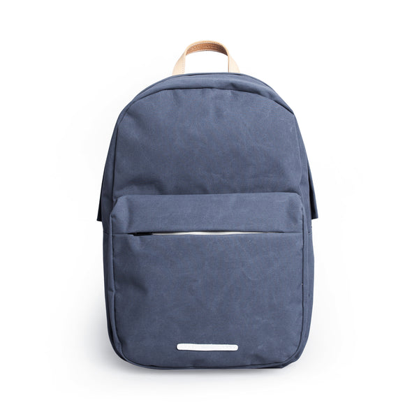 "'R Bag 440' Raw Waxed 13"" Navy"