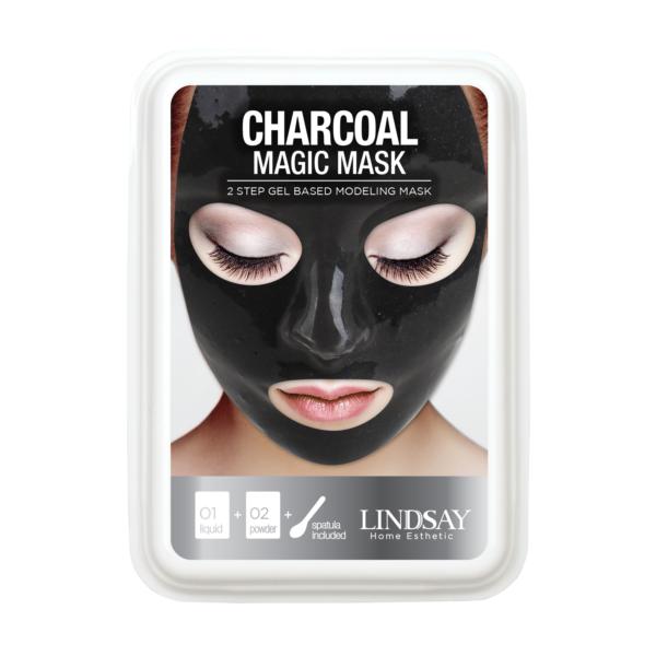 Charcoal Modeling 'Rubber' Mask