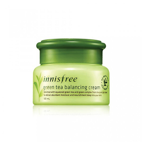 Green Tea Balancing Cream